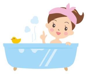 水分補給.入浴時