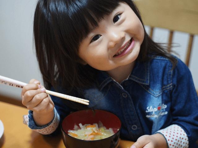 子供も喜ぶ温かいスープ