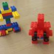 LEGOで作成のゴジラの画像1