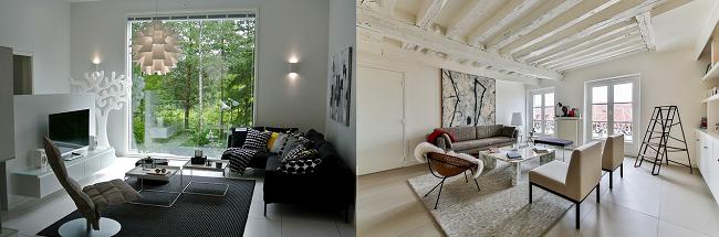 北欧家具の特徴はシンプルで機能的、そして清潔感があり明るい