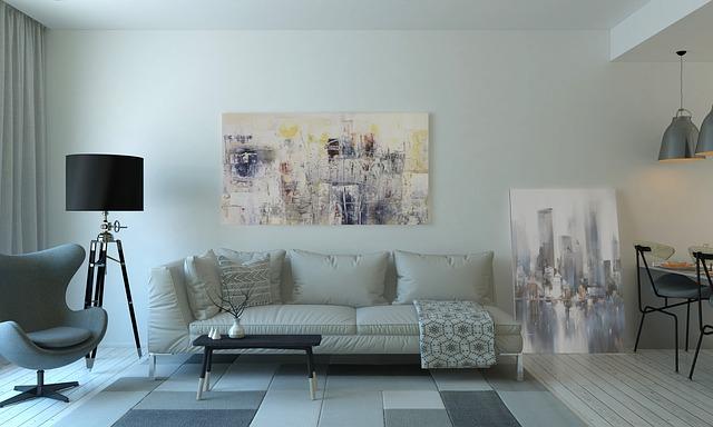 30代女性の一人暮らしの部屋のサンプル画像