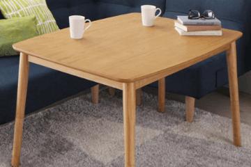 女性の一人暮らしにちょうど良いテーブル