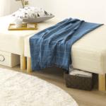 女性の一人暮らし|すっきり暮らすためのベッドの選び方