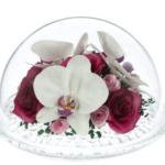 母の日に花言葉を添えて枯れない花|レンデフロールを贈る